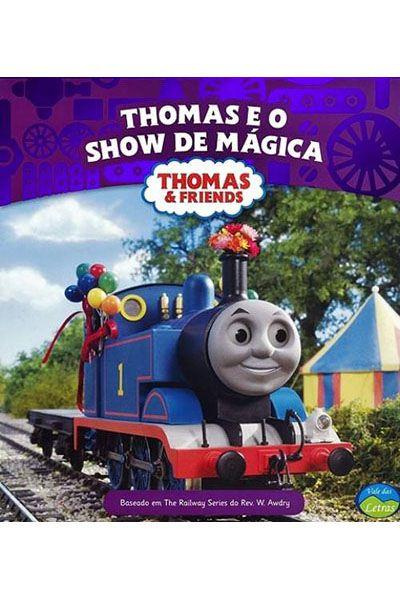 Thomas e o Show de Mágica