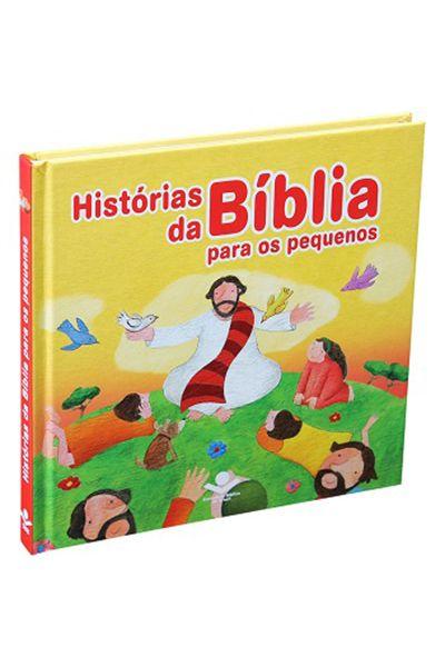 TNL563PHBP - Histórias da Bíblia Para os Pequenos - Capa Dura