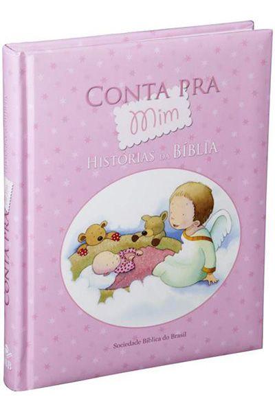 TNL93P1 - Conta Pra Mim - Historias da Bíblia Rosa