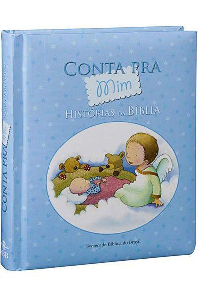 TNL93P2 - Conta Pra Mim - Histórias da Bíblia - Azul