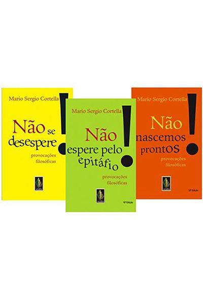 Trilogia Provocações Filosóficas - 3 Volumes