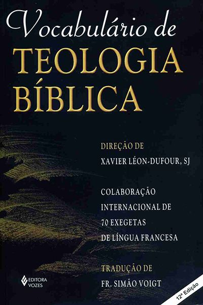 Vocabulário de Teologia Bíblica
