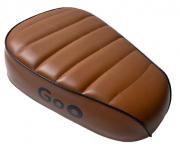 Banco dianteiro personalizado costurado para scooter elétrica citycoco