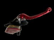 Manete de freio guidao completa para X14 scooter eletrica citycoco