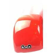 Para-lama Dianteiro vermelho para scooter elétrica citycoco