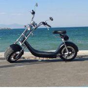 Scooter elétrica citycoco X15 2000W com bateria 20Ah