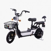 Scooter elétrica GTi 500W com bateria 15Ah