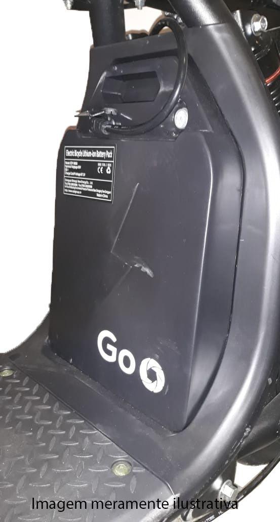 Bateria 60V 12Ah removível para scooter elétrica citycoco