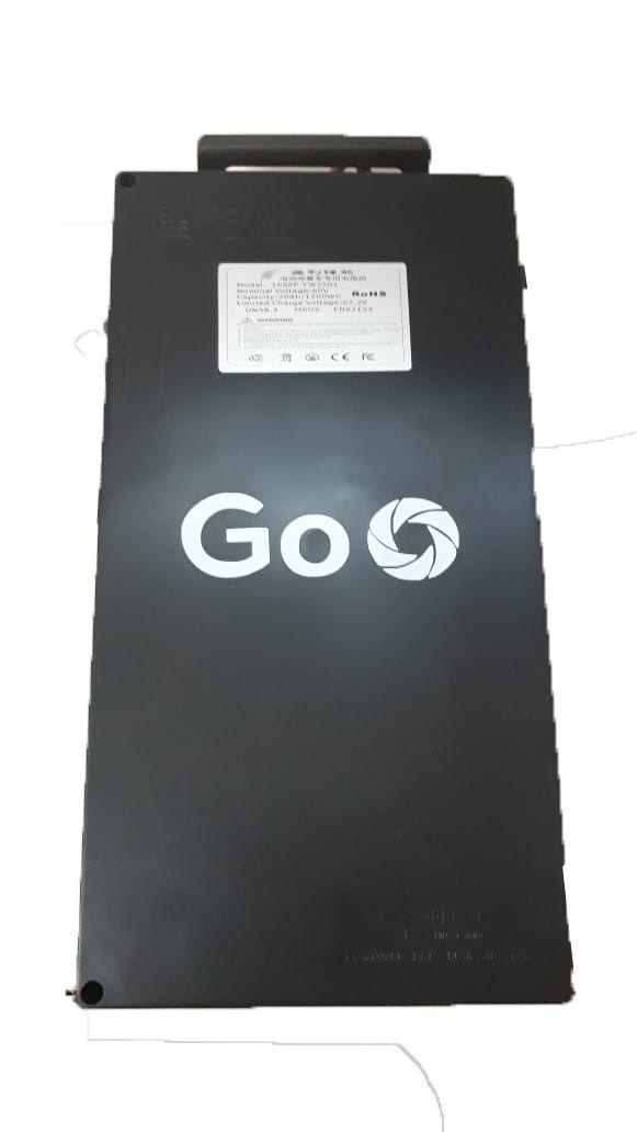 Bateria 60V 12Ah - Extra - Removível para scooter elétrica citycoco
