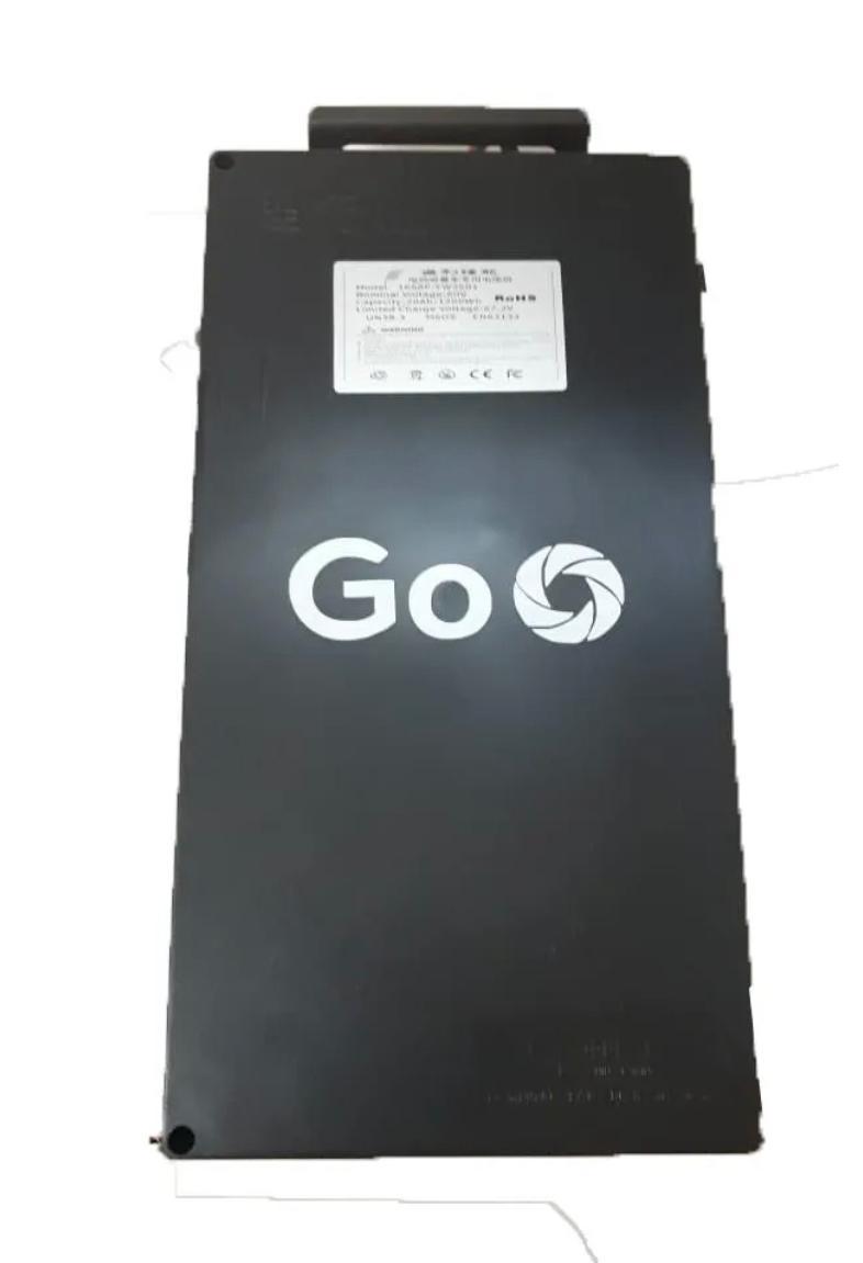 Bateria 60V 15Ah - Extra - Removível para scooter elétrica citycoco