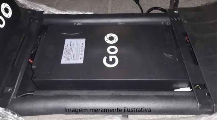 Bateria 60V 23Ah - Extra - Removível para scooter elétrica citycoco