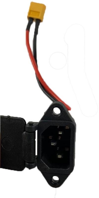 Conector de Bateria para scooter elétrica citycoco