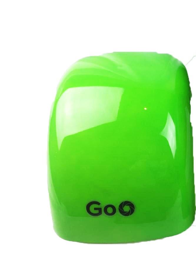 Para-lama Dianteiro verde para scooter elétrica citycoco