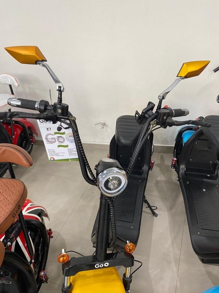 Espelho Retrovisor para scooter elétrica citycoco