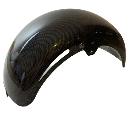Jogo de Para-lamas para X12 scooter elétrica citycoco