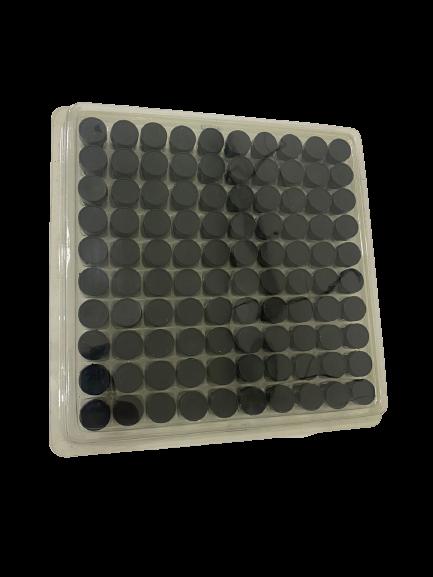 Mini lente 3.6mm - Pacote com 100 Unidades