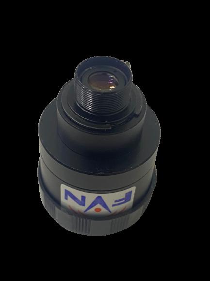 Mini Lente Auto Iris Varifocal 2.8-12 Mm - Pacote com 5 unid.