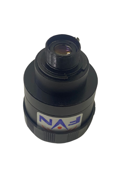 Mini Lente Auto Iris Varifocal 4 a 9 Mm - Pacote com 5 Unid.