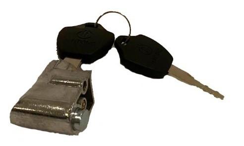 Miolo de chave bateria para scooter eletrica citycoco