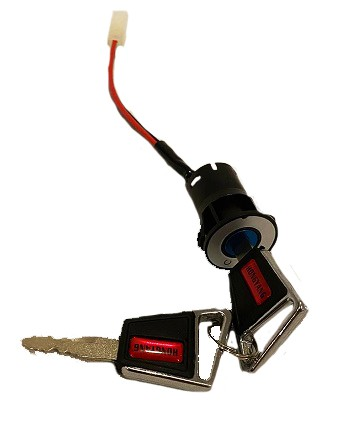 Miolo de chave x10 para scooter eletrica citycoco