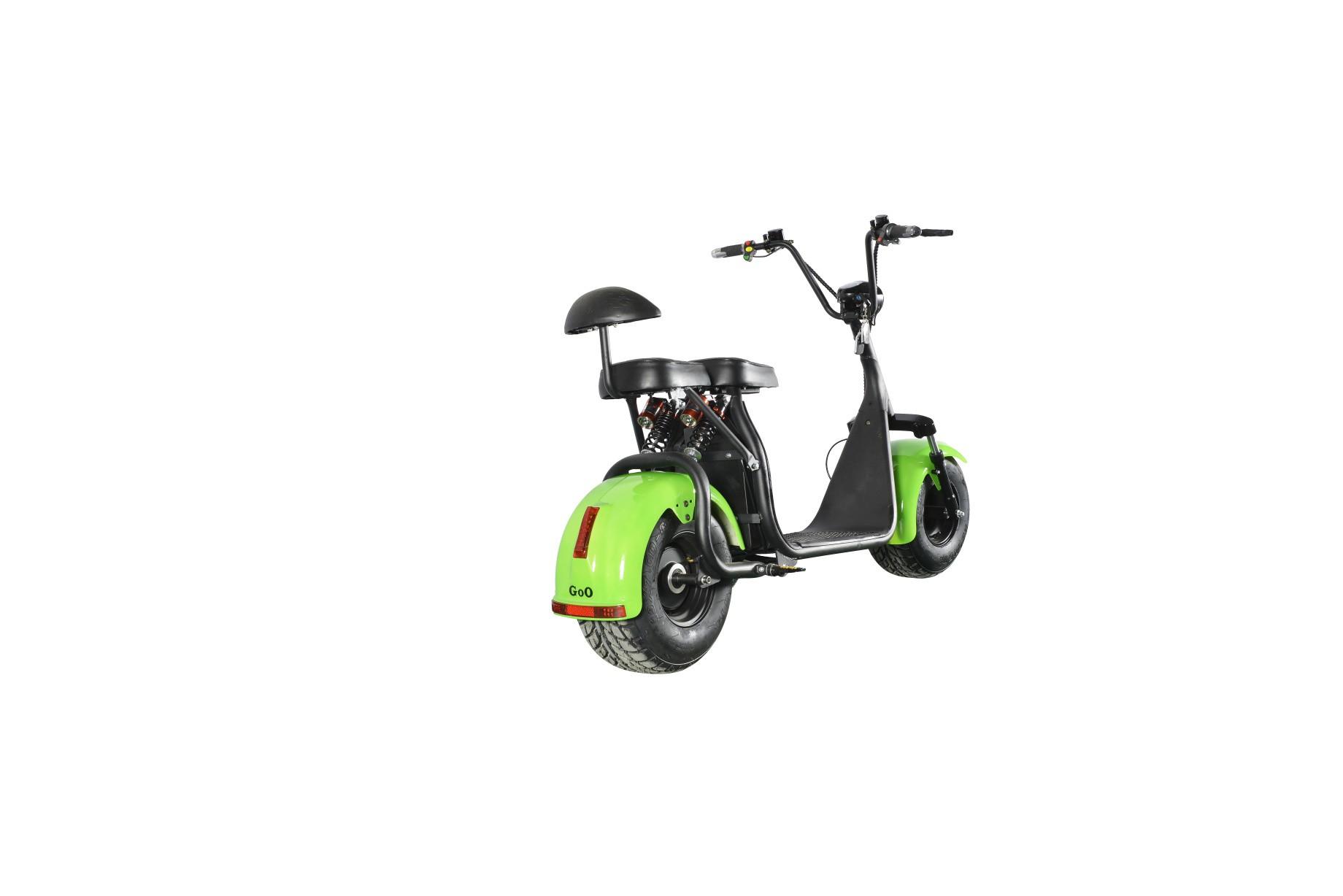 Motor elétrico para scooter elétrica citycoco 1500W