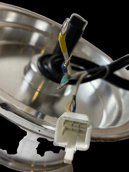 Motor elétrico para scooter elétrica citycoco 2000W X11