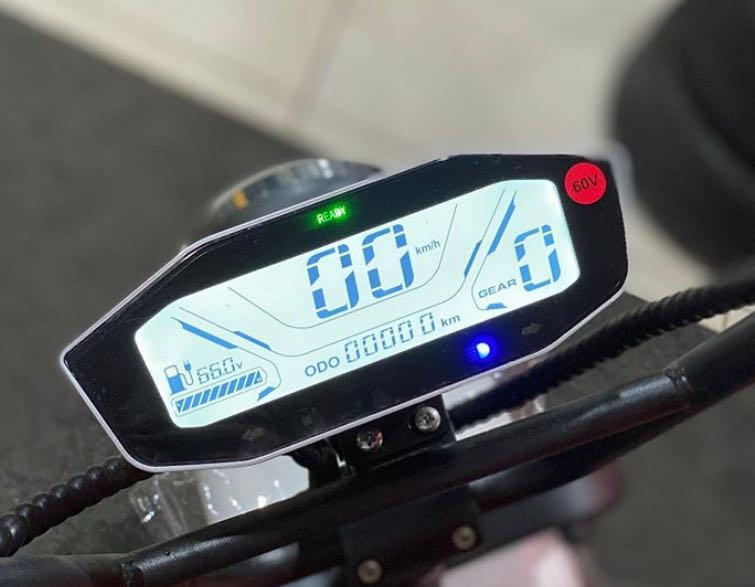 Painel LCD novo para scooter elétrica X10 X11