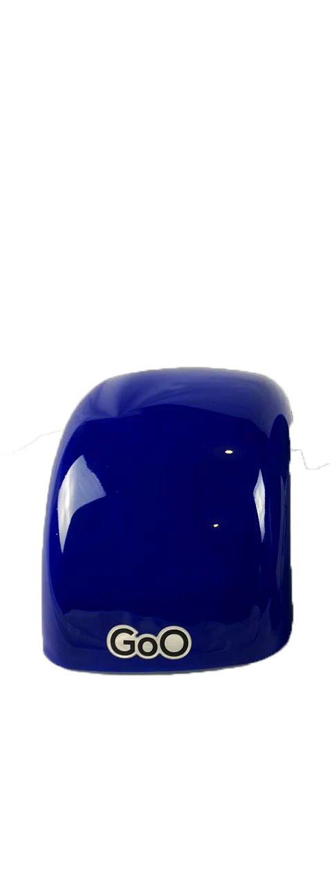 Para-lama Dianteiro azul Escuro para scooter elétrica citycoco