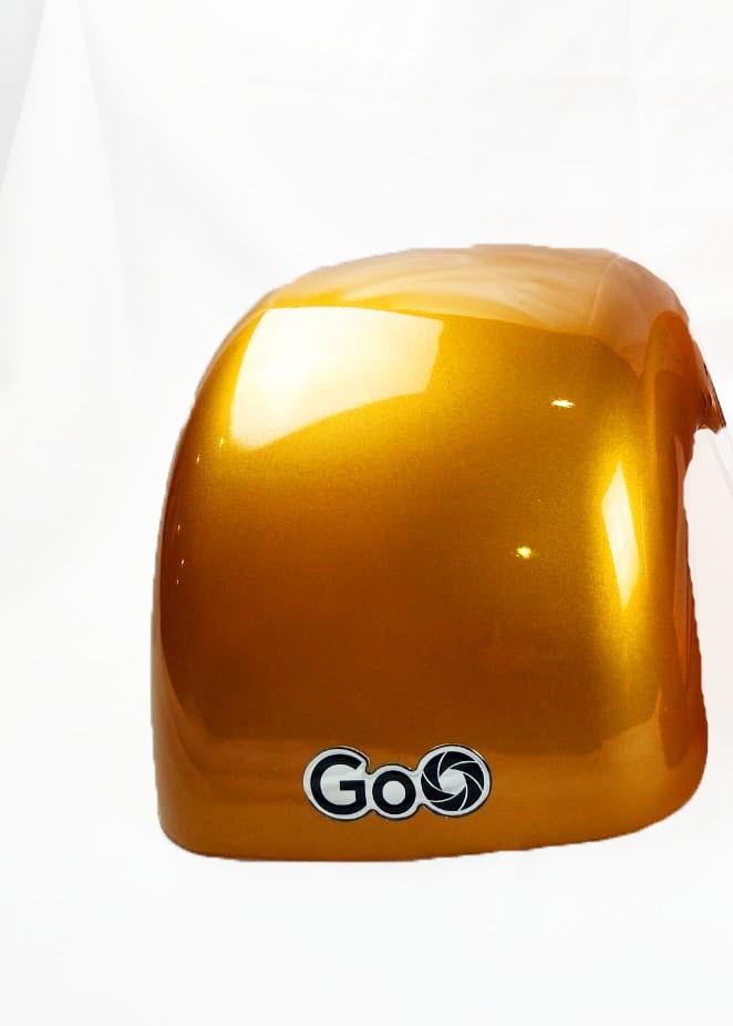 Para-lama Dianteiro ouro para scooter elétrica citycoco