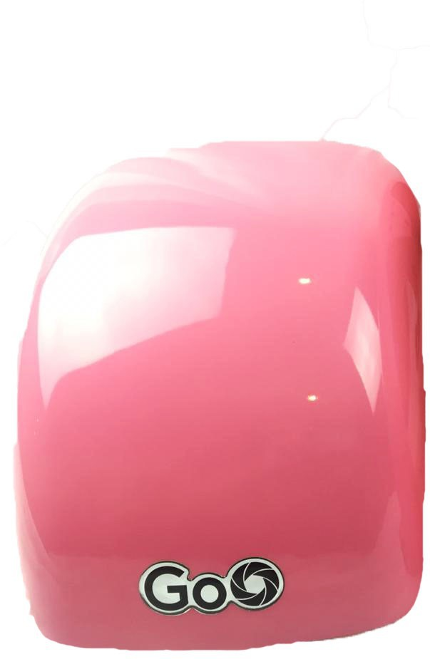 Para-lama Dianteiro Rosa para scooter elétrica citycoco