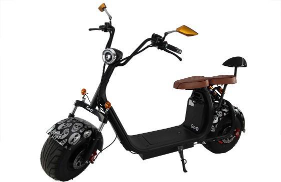 Pneu 8 polegadas scooter eletrica citycoco