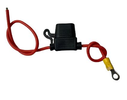 Porta fusivel para bateria scooter elétrica citycoco