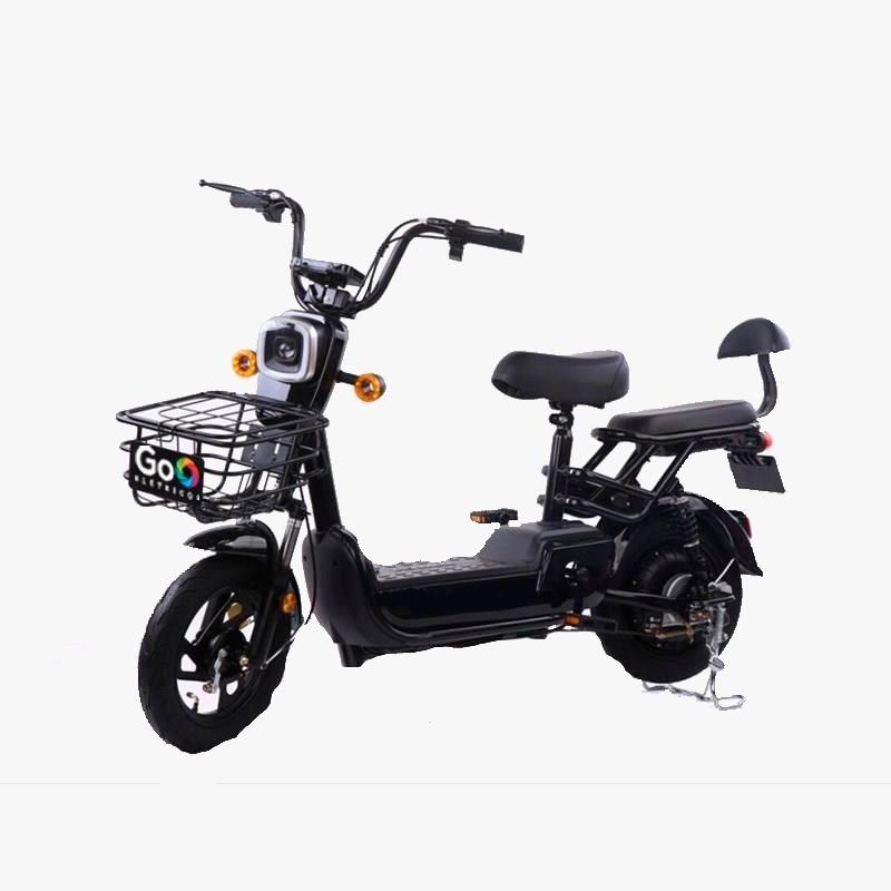 Scooter elétrica PIX 350W com bateria 12Ah
