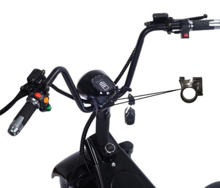 Suporte de Painel para scooter elétrica citycoco - x7