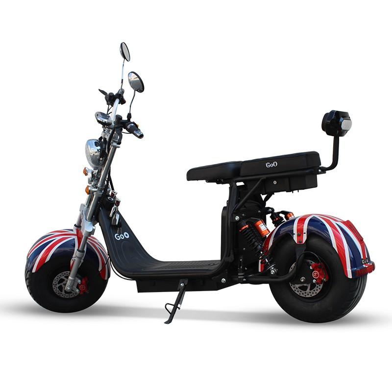 Suspensão Traseira para scooter elétrica citycoco - X10 x11