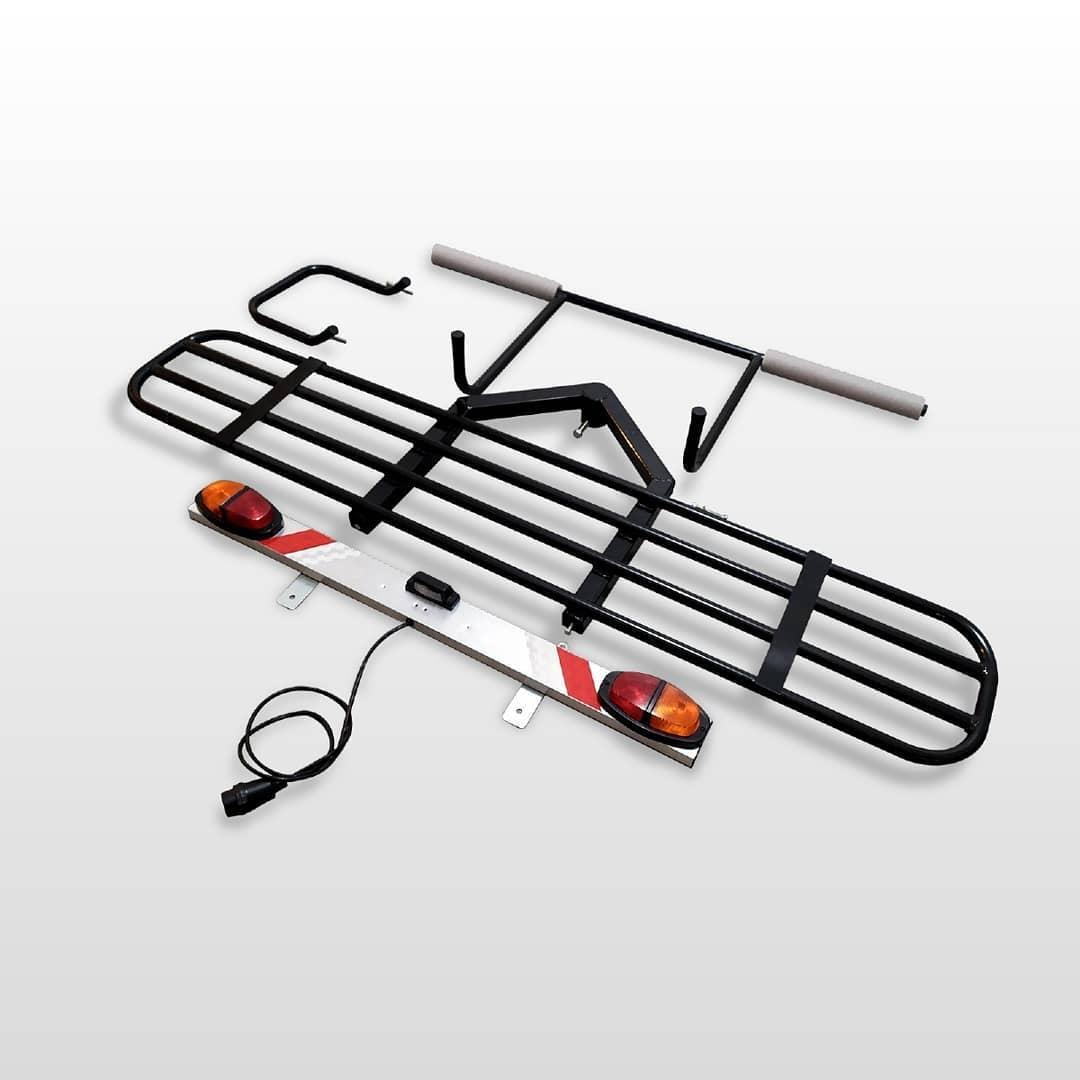 Transportadores para carro scooter eletrica