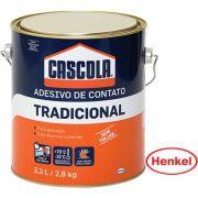 Adesivo de Contato Cascola Tradicional 2,8kg
