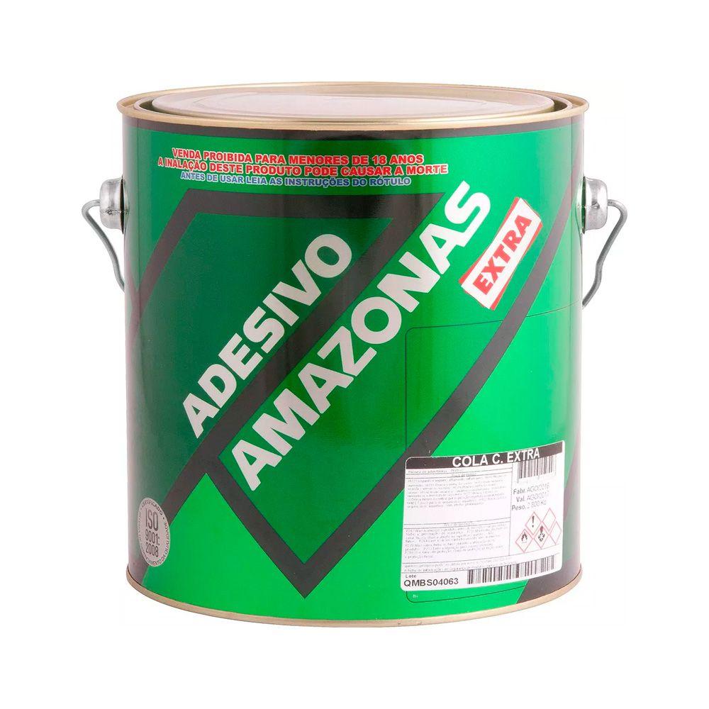 Cola de Contato Tradicional 2,8kg Amazonas