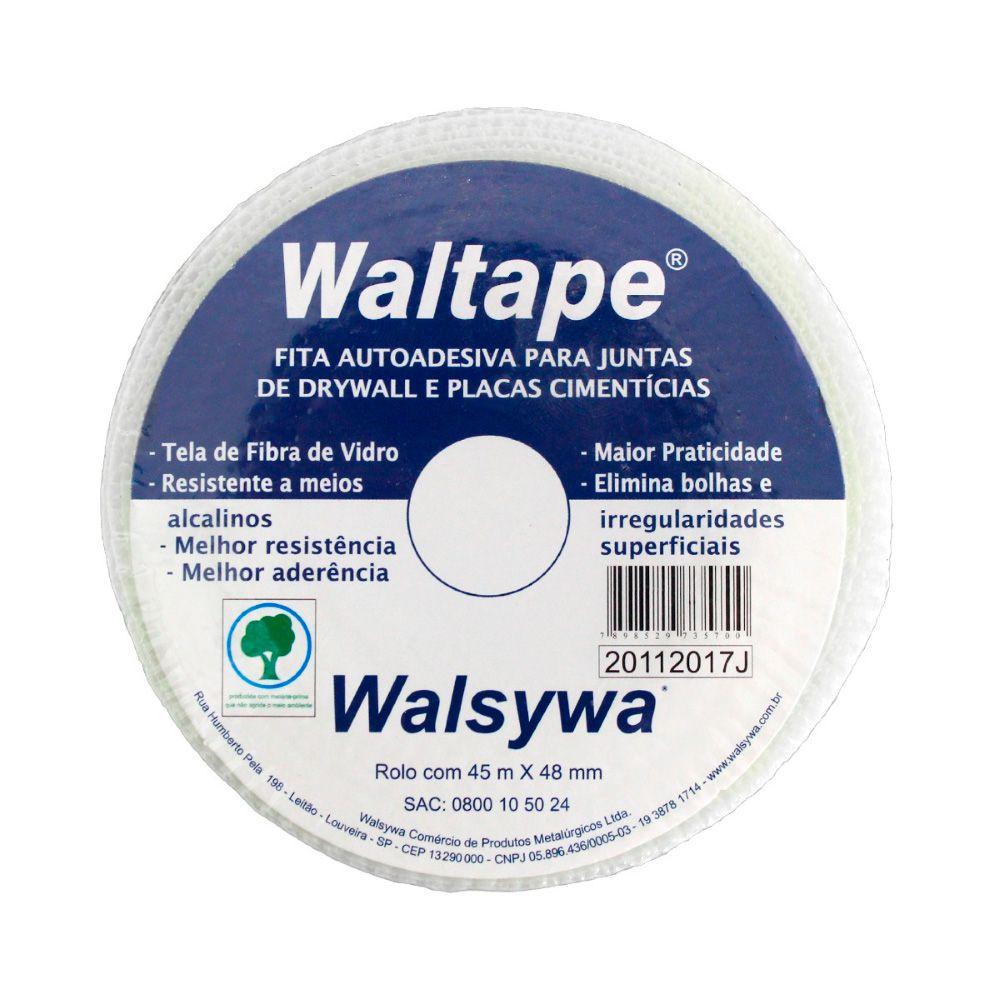 Fita Telada Walsiwa para Drywall