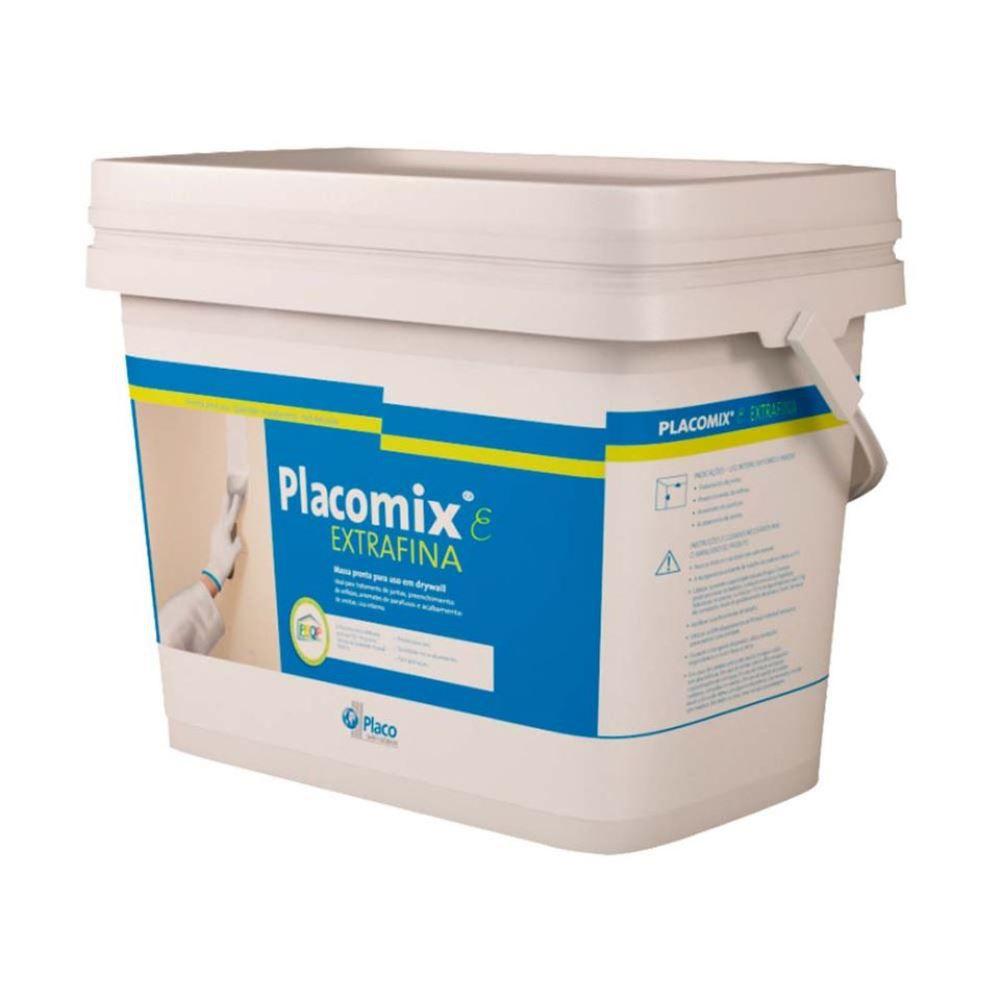 Massa para Drywall Placomix E 28kg Placo
