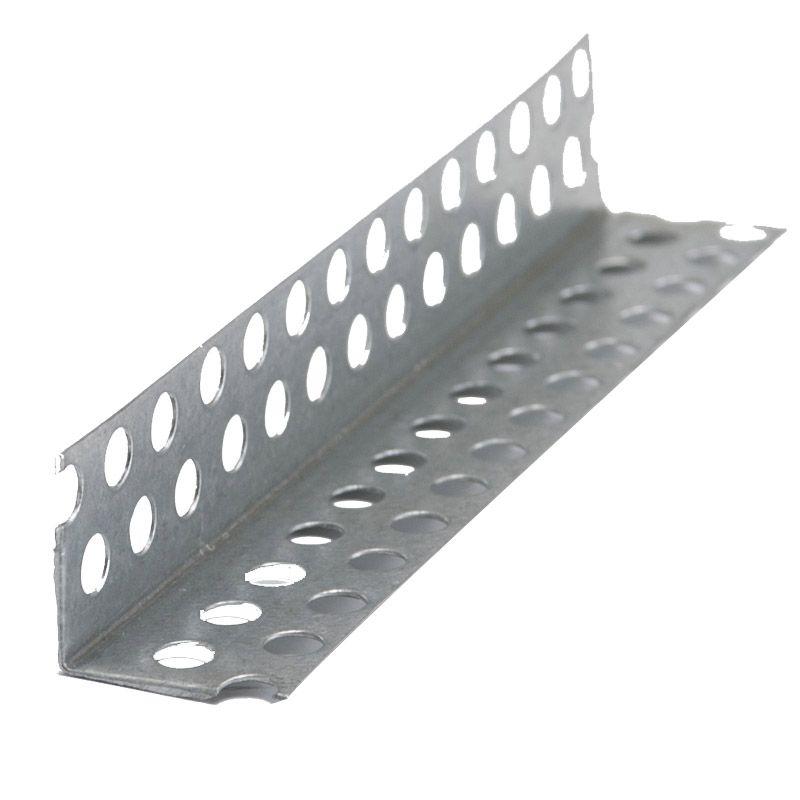 Perfil Drywall Cantoneira Perfurada Reforço 23X23X3000mm