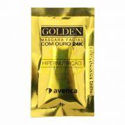 Mascara Golden 26K Ouro - Sachê 8g