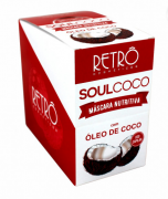 RETRO SOUL COCO MASCARA SACHE (CX DISPLAY 20x30g)