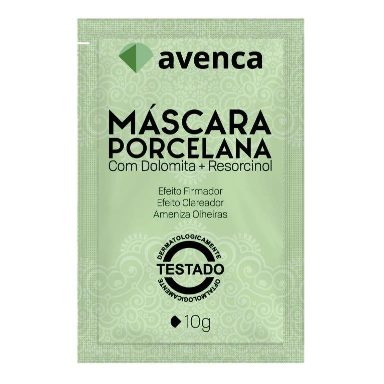MASCARA PORCELANA24 - cx 24und 10g