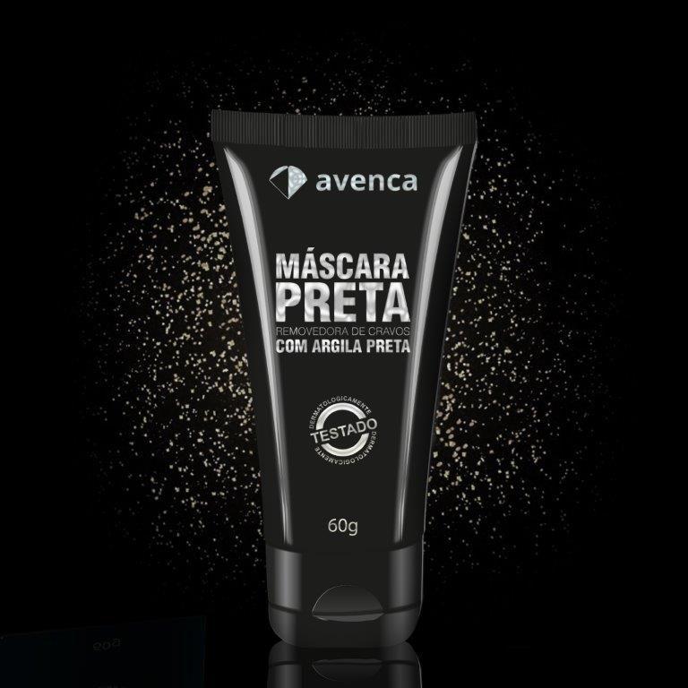 Mascara Preta BISNAGA - 60g