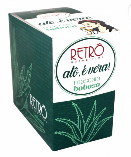 RETRO ALO, E VERA SACHE 30GR ( CX DISPLAY 20X30GR )