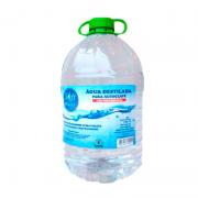 Água Destilada para Autoclave 5L