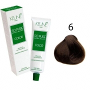 Coloração Keune So Pure 6/0