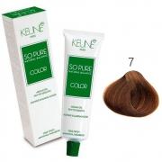 Coloração Keune So Pure 7/0
