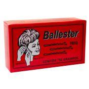 Grampos de Aço Nº5 Preto Ballester Caixa com 750 unidades